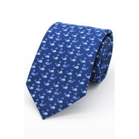 Whale Printed Tie