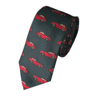 Car Silk Tie