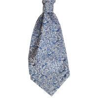 Peacock Wedding Cravat
