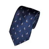 Silk Boat Tie