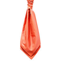 Plain Twill Boys Wedding Cravat