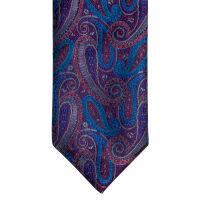 Paisley Poly Cravat