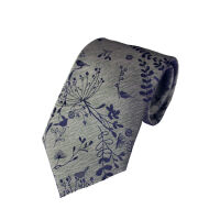 Birds and Twigs Tie