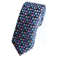 Silk Tie Floral