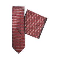 Christmas Tie And Hank Set