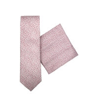 Tie And Hank Set - Ditsy Floral