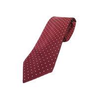 Spot Polyester Tie