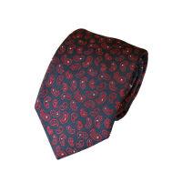 Paisley Poly Tie