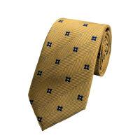 Bold Herringbone Silk Tie