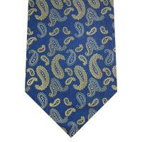 Paisley Woven Poly Cravat