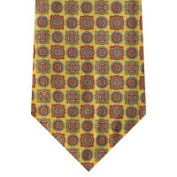 Medallion Silk Cravats