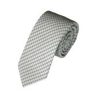 Gingham Printed Tie
