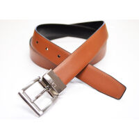 Reversible Leather Belt 2.8Cm
