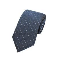 Spot Silk Tie