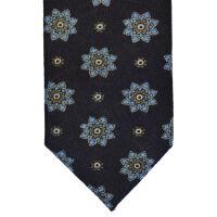 Medallion Printed Tie
