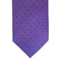 Spotted Silk Ties