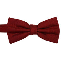 Polyester Text Bow Tie