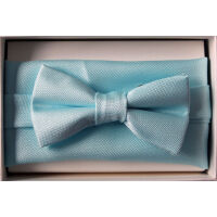 Bow Tie And Hank Set