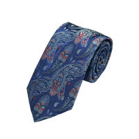 Colourful Peacock Tie