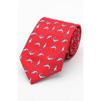 Shark Printed Tie