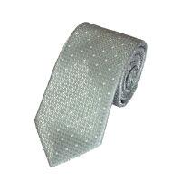 Textured Spot Tie