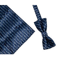 Skinny Bow And Hank Set - Geo