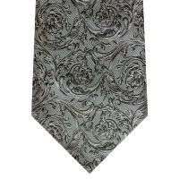 Damask Woven Poly Cravat