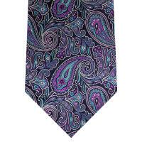 Paisley Woven Silk Cravats