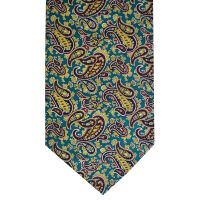 Silk Cravats Paisley