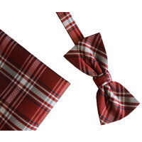 Poly Check Bow & Hank Set