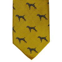 Labrador Silk Tie