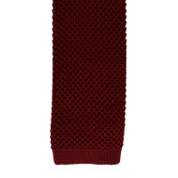 Silk Knit Ties
