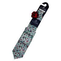 Tie & Lapel Pin Set