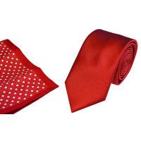 Skinny Tie And Hank Set