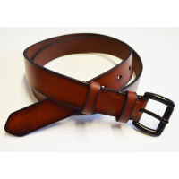 Brown Leather Dark Edged Gradi