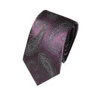 Paisley Silk Woven Tie