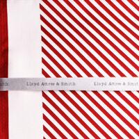 Diagonal Stripe Silk Hank