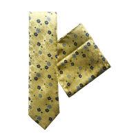 Tie & Hank Set - Floral