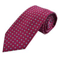 Spotted Herringbone Tie