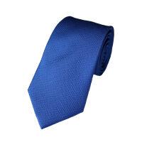 Textured Plain Silk Tie