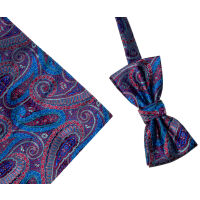 Paisley Poly Bowset