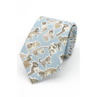 Tie made with Liberty fabric
