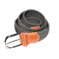 Solid Colour Elastic Belt