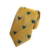 Fox Silk Tie