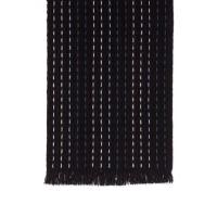 Stripe Acrylic Chenille Scarf