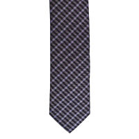 Skinny Tartan Tie
