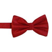 Plain Satin Bow Tie