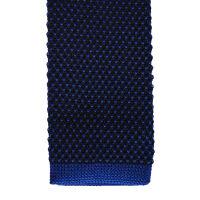 Silk V Design Knit Ties