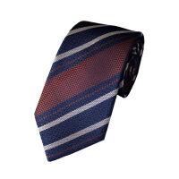 Bold Stripe Silk Tie