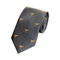 Hummingbird Silk Tie